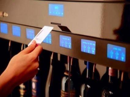 A New York, un bar met en place un distributeur automatique de vin | Vin 2.0 | Scoop.it