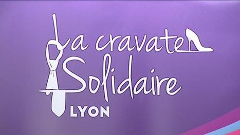 La Cravate Solidaire Lyon pour trouver le costume de l'emploi ! | L'emploi à la loupe | Scoop.it