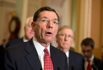 Barrasso: Obamacare Deductibles So High, No One Gets to Use the Insurance | Xposing Government Corruption in all it's forms | Scoop.it