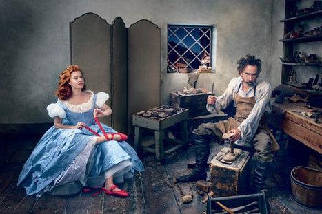 Amy Adams & Tim Burton has shown fabulous world | Entertainment | Scoop.it