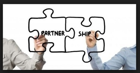 Small Business Partnership Ideas ... 9 That Will Improve Success | Improving creativity and innovation | Scoop.it