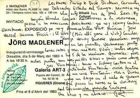 Audio de Bolaño hablando sobre Enrique Lihn y su relación epistolar   Libro blanco   Lecturas   Scoop.it