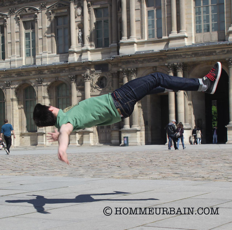 Mode homme 2013 avec Florent Gosserez, acrobate danseur de break | Le blog mode de l'homme urbain | Scoop.it