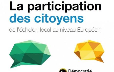 Conférence 30 mars : La participation des citoyens | Démocratie Ouverte | Nouveaux paradigmes | Scoop.it