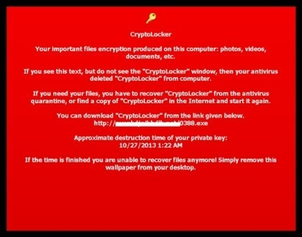 Recovering from Cryptolocker With Cloud Backup Zetta Scalabytes Blog   Technology & more   Scoop.it