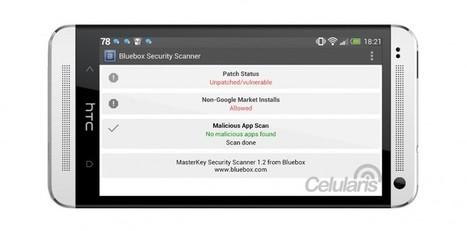 #MobileSecurity : Aplicación de Bluebox para Comprobar la Seguridad de tu Android | chechi isern | Scoop.it