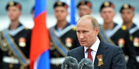 Vladimir Poutine, grand frère des fachos   European Union Rocks   Scoop.it