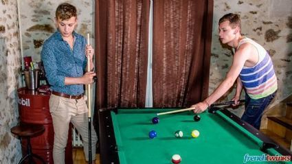Unleash sex on the pool table - Gay Twinks | French Twinks Gay Porn | Scoop.it