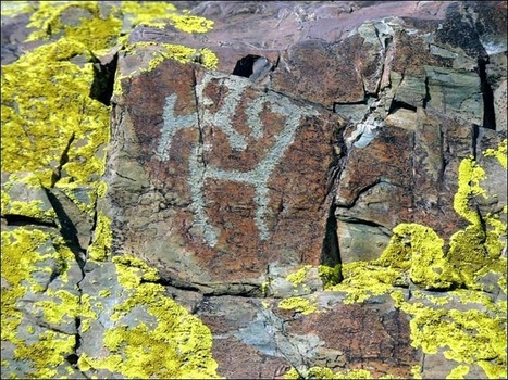 Gallery of prehistoric art found in Altai Mountains | Histoire et Archéologie | Scoop.it