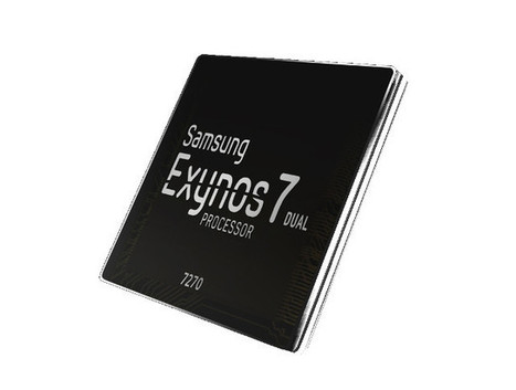 Samsung Starts Mass-Production of Exynos 7 Dual (7270) Processor used in Galaxy Gear S3 Smartwatch | Embedded Systems News | Scoop.it