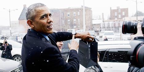 Liệu Đây Có Phải Chiếc Đồng Hồ Mà Tổng Thống Obama Đeo Trong Chuyến Công Du Tại Việt Nam? | Đẳng Cấp Tột Cùng Với Đồng Hồ Đeo Tay Đẹp Giá Rẻ | Scoop.it