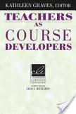 Teachers as Course Developers | Applied Linguistics and ELT | Scoop.it