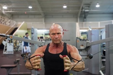 New passion for 60-year-old Evansville doctor: bodybuilding contests - Courierpress/news/gleaner/ | exercise | Scoop.it