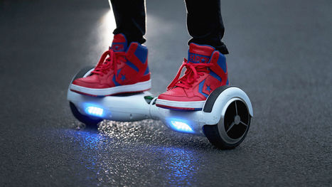 Hoverboards Added To Banned Items List At Churchill Downs - Horse Racing News | Paulick Report | Racing Business | Scoop.it