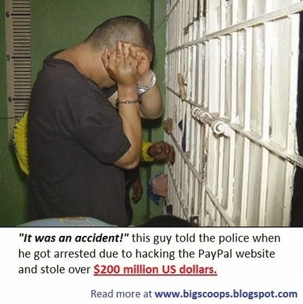 $200 Million USD Stole By A Filipino Poor Guy From PayPal   Big Scoops   PayPal Hacker   Scoop.it