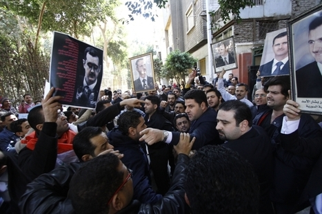 Syria revolution: A revolt brews against Bashar al- Assad's regime | Coveting Freedom | Scoop.it