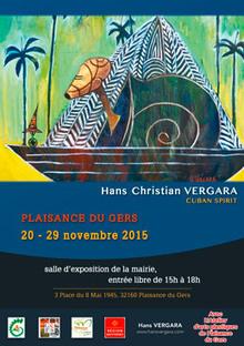 Hans Christian VERGARA - Artiste Cubain. | métiers d'art au collège Pasteur | Scoop.it