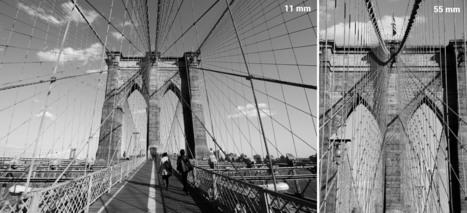 MP #115 : trouvez votre distance focale idéale et adaptez votre matériel | Phototrend.fr | Photographie | Scoop.it