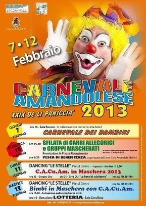 Carnevale not only in Venice but also in Amandola! - Bed and ...   Hideaway Le Marche   Scoop.it