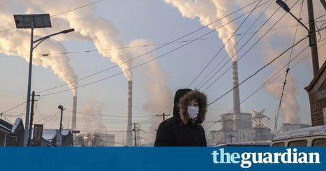 China ratifies Paris climate change agreement ahead of G20 | Climate change negotiations and cooperations | Scoop.it