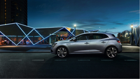 #DespiertaTuPasión en la carretera con el nuevo Renault Mégane | Publicidad y comunicación | Scoop.it