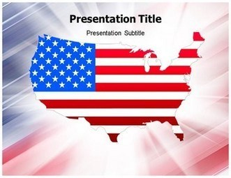 Download Editable US Map Powerpoint Template and Background   Templatesforpowerpoint   Scoop.it