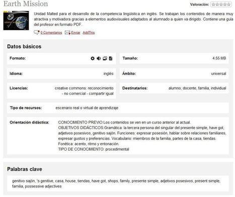 Agrega2: el repositorio de contenidos educativos para idiomas | antoniorrubio | Scoop.it