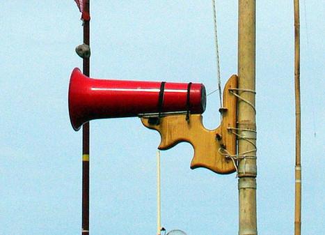 Harpe éolienne | DESARTSONNANTS - CRÉATION SONORE ET ENVIRONNEMENT - ENVIRONMENTAL SOUND ART - PAYSAGES ET ECOLOGIE SONORE | Scoop.it