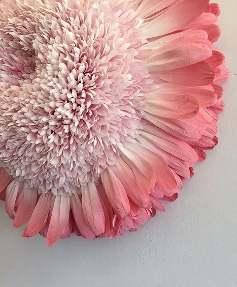 New Giant Paper Flower Sculptures by Tiffanie Turner   Amazing art!   Scoop.it