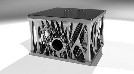 Autodesk Within: Generative Design Software Optimized for 3D Printing | Architectural & Design Solutions | Scoop.it