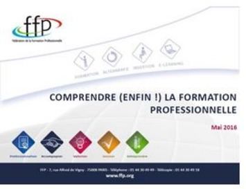 COMPRENDRE ENFIN LA FORMATION PROFESSIONNELLE | IFETH 83 | Scoop.it