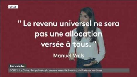 VIDEO. Le revenu universel, une mesure possible à mettre en place ? | Vers une nouvelle société 2.0 | Scoop.it