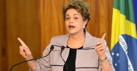Completing Democratic Overthrow, Brazil's Right-Wing Senate Ousts Rousseff | Global politics | Scoop.it