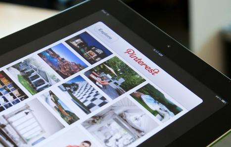 Influencia - Ipad et Pinterest: les nouveaux «amis» du consommateur | Charliban Francophone | Scoop.it