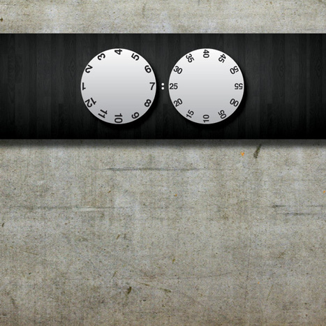 UnTime Clock Concept by Pushkar Ingale | Art, Design & Technology | Scoop.it