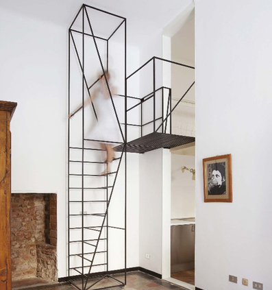 39 staircase 39 in innovative design - Tight space staircase design ...