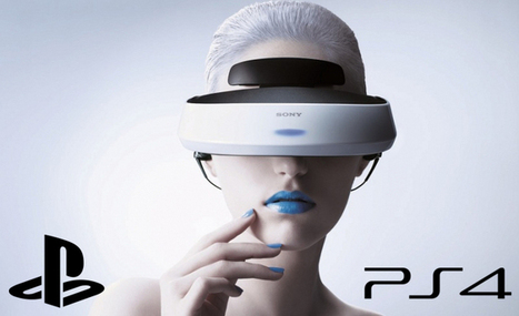 Sony Plans to Unveil Virtual Reality Technology at Upcoming GDC - Games.com News (blog) | Future tech | Scoop.it