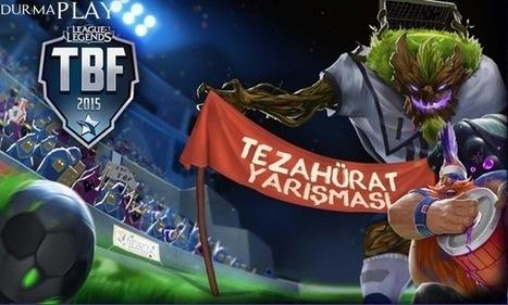 League of Legends Tezah | Silkroad Online | Scoop.it