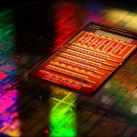 IBM bets $3 billion on the death of silicon chips | Research | Scoop.it