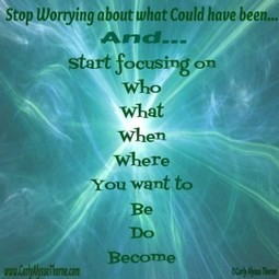 Why Waste Your Energy Worrying? - The Inspire Me Today Blog   Be Your Best   Scoop.it