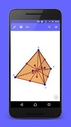 GeoGebra Calculette 3D – Applications Android sur Google Play | MATE AL DÍA (Educación y TICs) | Scoop.it