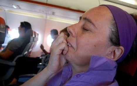 ¿Tienes miedo a volar? Conoce cuál es la canción perfecta para controlar tu temor   ¡Viajar es cultura!   Scoop.it