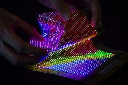 LED Displays Get Wearable | Wearable Tech and the Internet of Things (Iot) | Scoop.it