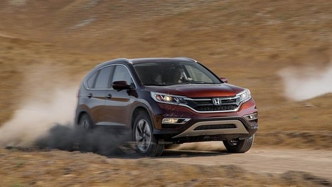 2015 Honda CR-V, Offering Better Powertrain | otoDriving | otoDriving - Future Cars | Scoop.it