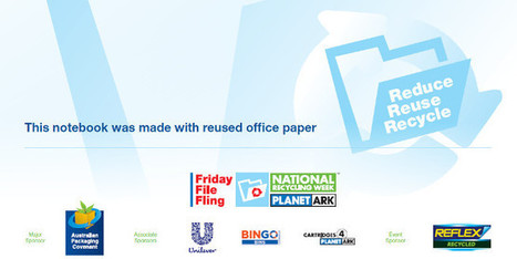 Have A Fling This National Recycling Week | SJC Science | Scoop.it