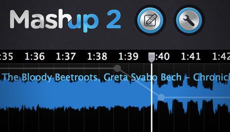 Mashup 2.0: Garageband For Mashups | DJing | Scoop.it
