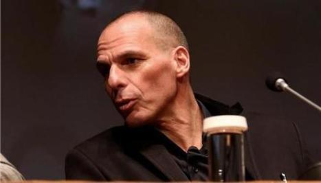 There is no conflict with the Eurozone says Varoufakis - VIDEO | Unthinking respect for authority is the greatest enemy of truth. | Scoop.it