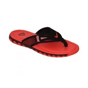 Nike Black and Red Slipper SN-044 | Shopism.pk | Scoop.it