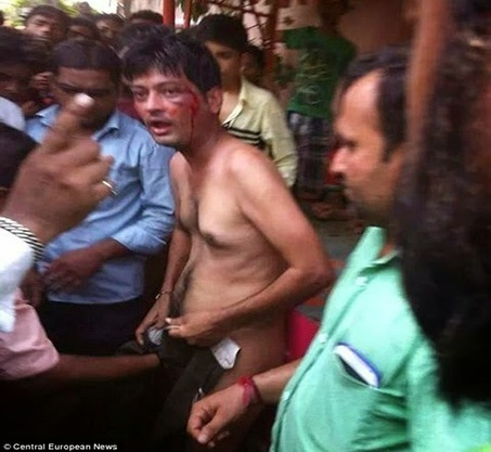Lynch mob use butcher's meat cleaver to castrate rapist in India | Onenaija News | Scoop.it