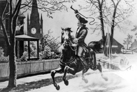 11 Things You Probably Didn't Know About Paul Revere | US History | Scoop.it